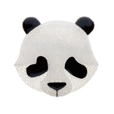 Erstwilder 'Pepita the Polite Panda' Resin Brooch GIFT! SEE MY XMAS DEALS!! in Jewellery & Watches | eBay