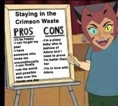 You should have stayed Avatar, Cartoon Memes, Cartoons, She Ra Princess Of Power, So Little Time, Just In Case, Geek Stuff, Fandoms, My Love
