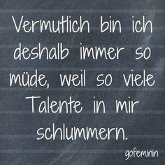 #spruch #sprüche #zitat #lustig #humor Noch mehr coole Sprüche gibt's auf gofeminin.de!