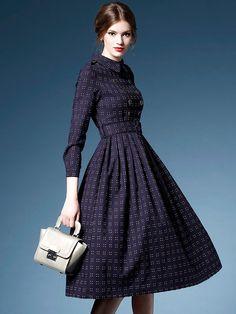 ファッション秋冬 気質 可愛い プリーツ 大裾 長袖 ワンピースは格安とか人気のものなどいろいろな種類があり、ここで。一番のサービスと最高品質の商品Doresuweで提供しています。
