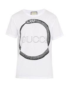 c03a7ccc70a2 Gucci   Menswear   Shop Online at MATCHESFASHION.COM UK. Gucci T Shirt ...
