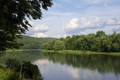 Delaware River, Callicoon, NY