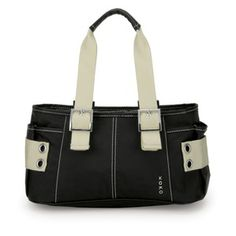 Koko Christy Lunch Bag: Made of nylon with a zipper closure and an 8oz freezer pack. $21.95  #Lunchbag  #Koko