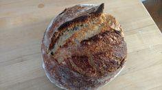[Homemade] Fresh sourdough loaf and Some eggs/Avo for brekkie! http://ift.tt/2flQuTR