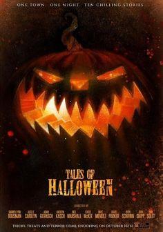 Diez terroríficas historias se interconectan durante la noche de Halloween en un…