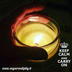 Keep calm and carry on  #myserendipity  Serata produttiva e ... grazie a questa #candela ho liberato la mente ... ho lasciato spazio a nuove idee ... attenzioni per me stessa e per chi amo ... per chi quotidianamente c'è! Col cuore... con semplicità ... con umiltà ... con ... tutto il suo #cuore  #mammablogger #candles #candlesaddicted #candleinthewind #quotes #motivationalquotes #brianza #inspirationalquotes #igaddict #500px #bloglove #meandyou #loveisforever #mindfulness…
