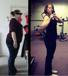 Transformation Profile – Becca – lbs lost = 90+