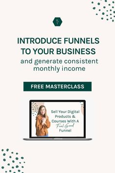 Are you feeling exhausted, burnt-out and frustrated by your business? Like many entrepreneurs, I'd heard about the wonder of PASSIVE INCOME—this magical concept that enables you to make sales whilst you sleep. I knew this was the answer I was looking for. Fast-forward 4 years and 95% of my revenue now comes from automated sales. If you're nodding, thinking 'YES, this is what I need!', then sign up to watch my on-demand Masterclass. It's free and has the answers you need. Facebook Marketing, Social Media Marketing, Instagram Advertising, Digital Marketing Trends, Feeling Exhausted, Marketing Professional, Passive Income, Master Class, 4 Years