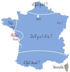 La France vue par les vendeens