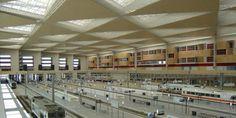 Estación Intermodal de Zaragoza Delicias. Félix Arranz