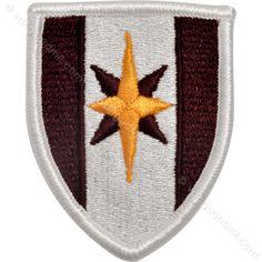 Army Patch: 44th Medical Brigade - color