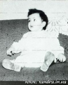SANDRA Ann Lauer | Cretu 1963г. one year old