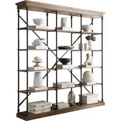 "Found it at Wayfair - Eastgate 84"" Etagere Bookcase"