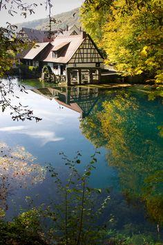 Blautopf Germany