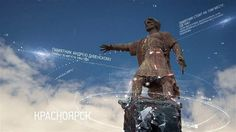 TVC ID / Krasnoyarsk / Monument from N3