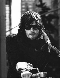 Norman Reedus...good lord.