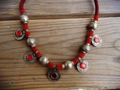 Hey, I found this really awesome Etsy listing at https://www.etsy.com/listing/185457981/free-shipping-afghan-kuchi-necklace