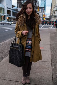 #streetstyle #aliced #vancouver #nini&polly