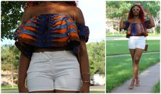 DIY Trendy Off Shoulder Top (Sewing)