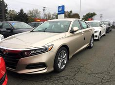 The 2018 Honda Accords have arrived!!! Which color is your favorite?