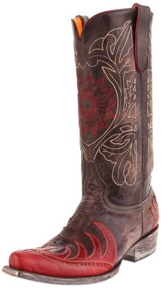 Boots Boots Boots I LOVE  ...Old Gringo Women's Whit Stitch Boot