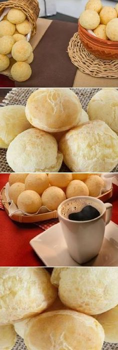 Pains sans farine - My pictures Biscuit Bread, Pan Bread, Tasty Video, Pan Nube, Salty Foods, Bread And Pastries, Sin Gluten, Mexican Food Recipes, Love Food