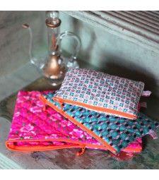 Set de 3 corbeilles Venise - Petit Pan - vivre en multicolore