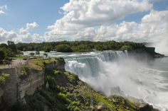 Get closer to America's Oldest State Park at Niagara Falls State Park, USA!  Find out for yourself why millions of visitors are drawn to this magnificent natural wonder every year. http://nysparks.com/parks/46/details.aspx