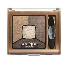 W Klubie Ekspertek możesz przetestować i ocenić Bourjois Bourjois Paris SMOKY STORIES cienie do powiek (pinterest)