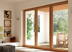Wedlock Windows are dedicated to providing superior quality windows and doors products at affordable prices in Dublin, Meath and Cavan. Wooden Sliding Doors, Sliding Door Design, Main Door Design, Window Design, Timber Windows, Windows And Doors, Pvc Windows, Flat Roof House, House Doors