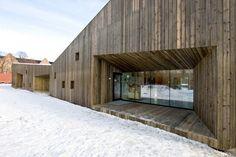 Fagerborg Kindergarden / Reiulf Ramstad Architects, Thomas Bjørnflaten/NYE BILDER