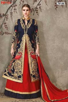 Good Looking  Pure Silk Fabric Red Color Circular Lehenga Style  Hurry_Up@ #HAPPYHOLI #Best #Offers #Lehengas  #Zinngafashion #Happyshopping #FRIDAY #Pickoftheday #Wonderful #Designerwear #Partywear #Festivalwear #Casualwear #Bridalwear #Wedding #Pretty #Collections #Don't Miss it More Products Zinnga.com