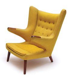 Hans Wegner, lounge chair Papa Bear, 1952