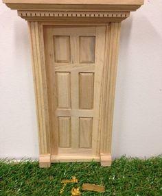 Decorate your Own Fairy Door