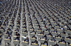 Source: China's education system leaves students woefully unprepared for the real world - Quartz China, High Stakes Testing, Bad Grades, Us Universities, Colleges, School Opening, Success And Failure, Photos 2016, Outdoors