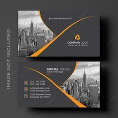 Black Business Card Free Business Card Design, Make Business Cards, Professional Business Card Design, Luxury Business Cards, Black Business Card, Business Card Psd, Free Business Card Templates, Elegant Business Cards, Modele Flyer