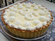 Celebrate National Coconut Cream Pie Day with us.