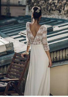 dress: Laure de Sagazan, photo: Laurent Nivalle