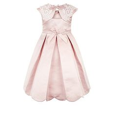 Monsoon Girls' pink Sicilia dress | Debenhams