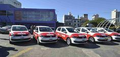 Volkswagen Fox . Prevencion local de Lanús , Provincia de Buenos Aires .
