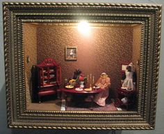 I LOVE THIS SF STORE!    LOVED TO DEATH Taxidermy Memento Mori Art Diorama Let Them Eat Cake  $1100