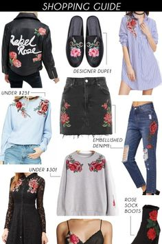 2506d6e3b0f A Rosy Outlook   A Shopping Guide to Rose Embellishment High Fashion Outfits