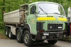 Saurer D330B