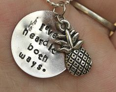 Hand Stamped I've heard it both ways Psych by StampedMemoriesbyMel