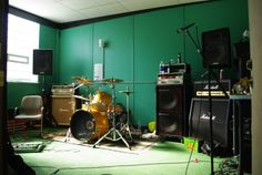 86 Rehearsal Room Ideas Rehearsal Room Music Room Music Studio