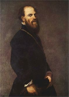 Man with Gold Chain, 1551  Tintoretto  Discover the coolest shows in New York at www.artexperience...