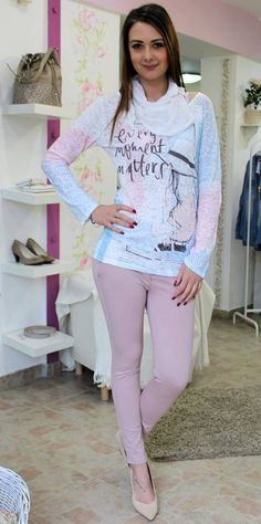 Powder trousers Trouser Jeans, Trousers, Powder, Graphic Sweatshirt, Sweatshirts, Sweaters, Fashion, Bebe, Moda