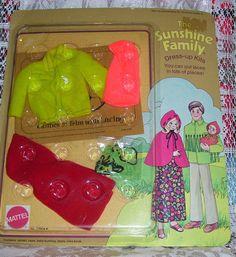 Sunshine Family Dress-up kit teaches lacing!!!
