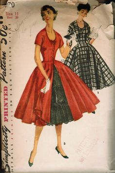 Simplicity 4970 (1954)