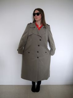You'll NEVER believe what she did with this coat!!